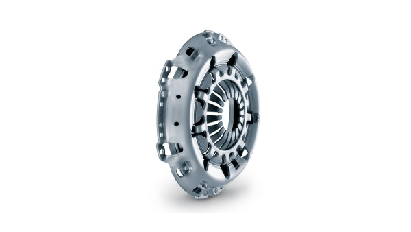 LuK, the first clutch manufacturer in Europe, introduces the diaphragm spring clutch.