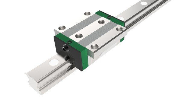 Schaeffler linear guides: Six-row linear ball bearing and guideway assemblies