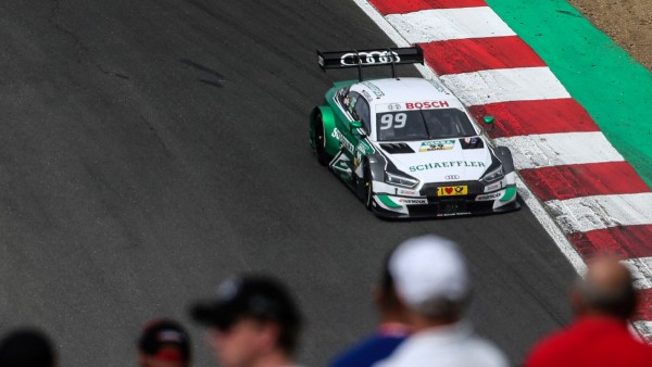 Schaeffler in DTM Night Race Premiere at Misano