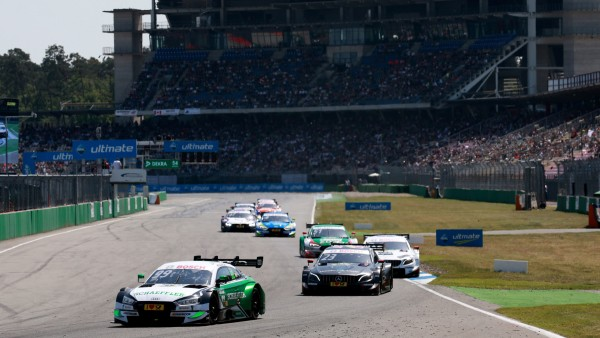 Schaeffler and Mike Rockenfeller Head to Finale with Total Confidence