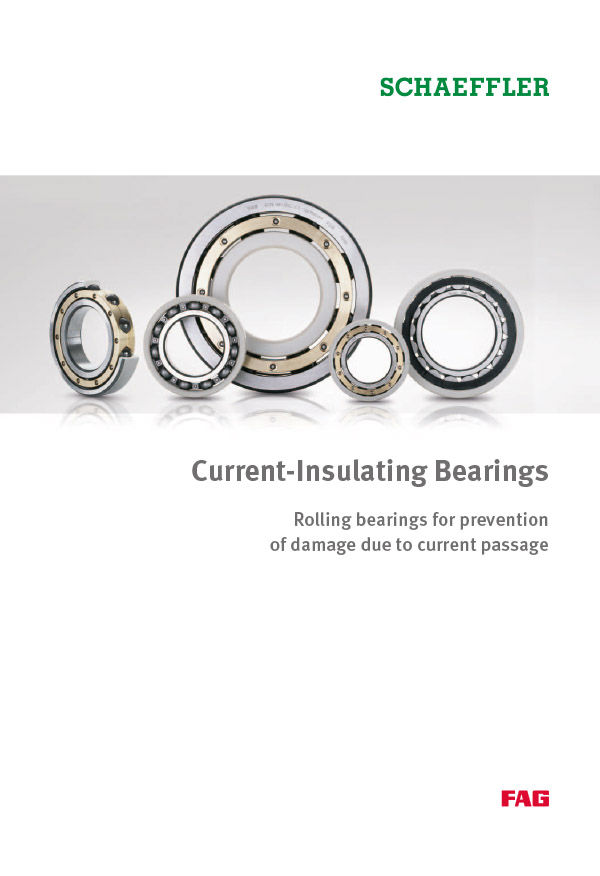 Current-Insulating Bearings
