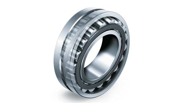 E1 spherical roller bearing: They combine 90 years of experience with the latest developments in the areas of kinematics, materials and production methods.