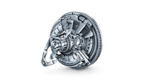 World Premiere: LuK dual dry clutch 7-speed DSG gearbox in volume production at Volkswagen