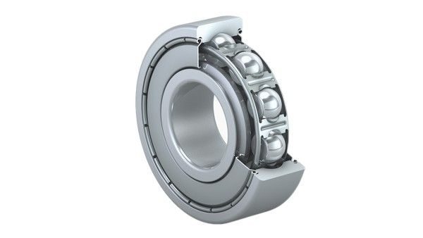 Volume-production readiness of the ball roller bearing.