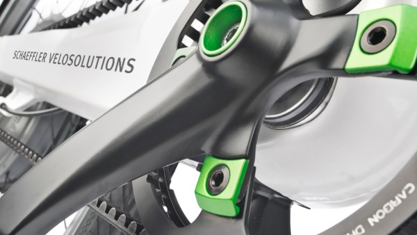 Schaeffler industry solutions for LEVs, bicycles, and sports: Schaeffler Smart E-Bike