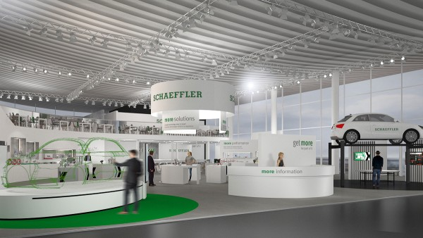 Automechanika 2018 – Schaeffler takes visitors to the garage of tomorrow